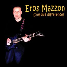 Eros Mazzon - Creative differences cd